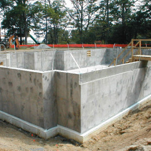 Basement and Foundation