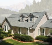 GAF Timberline HD Birchwood Hous
