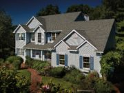 GAF Timberline HD Williamsburg Slate Hous