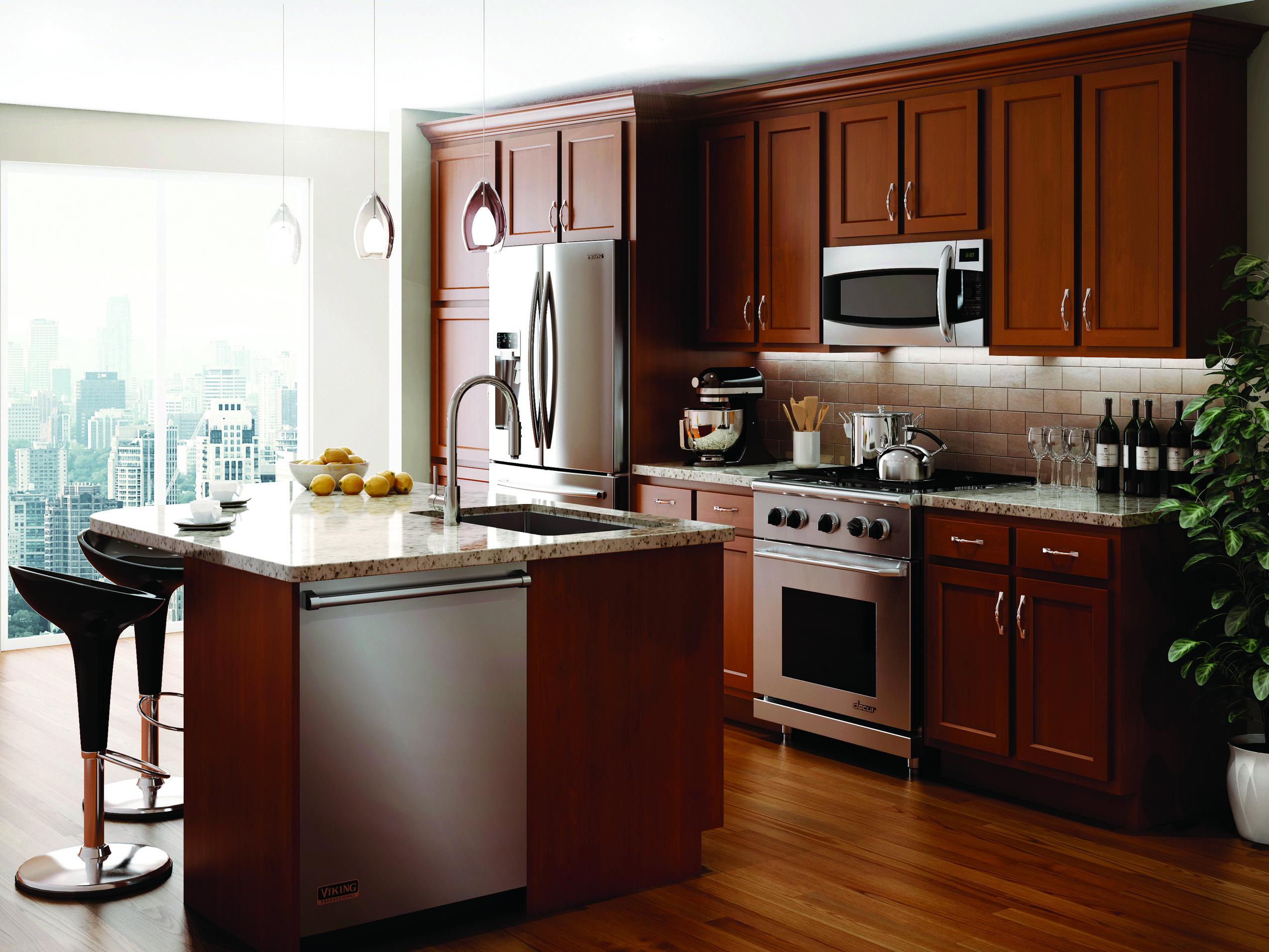 kitchen kompact cabinets