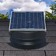Solar Attic Fan 1