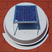 Solar Attic Fan 2
